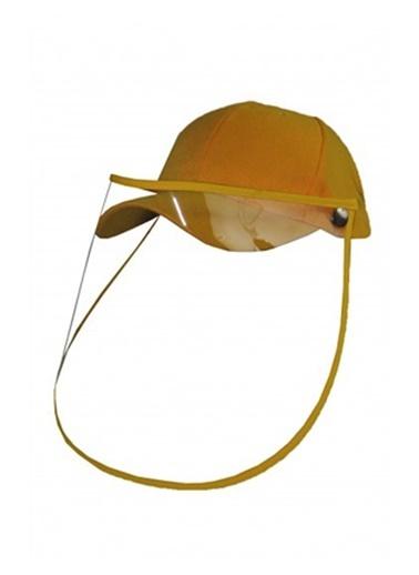 Bay Şapkacı Şapka Sarı